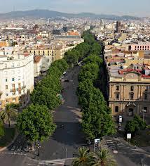 Barcellona - La Rambla