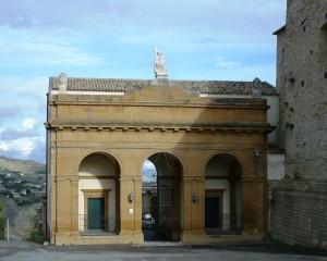 Cimitero degli angeli Caltanissetta